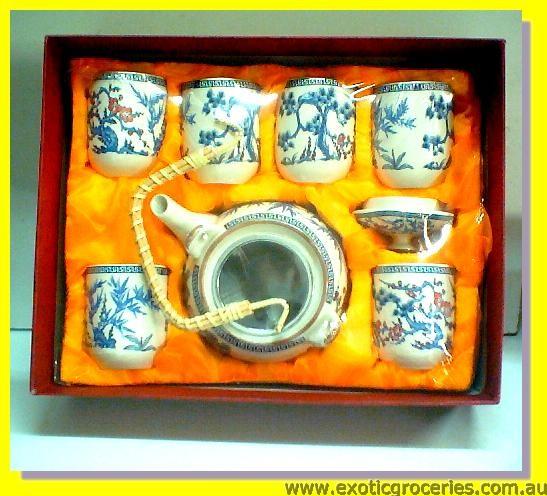 7pcs Tea Set E350  sc 1 st  Exotic Asian Groceries & Crockery- Buy Asian Groceries Online