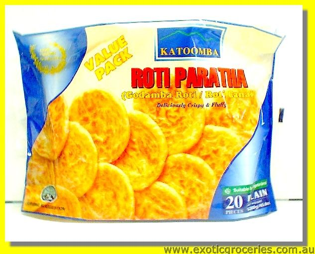 Roti Paratha Katoomba Katoomba Plain Roti Paratha