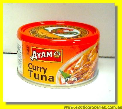 Curry Tuna