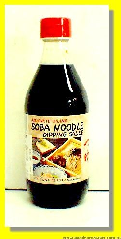 Soba Noodle Dipping Sauce
