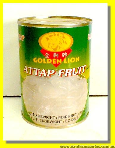 Attap Fruit in Syrup