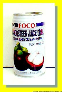 Mangosteen Juice Drink