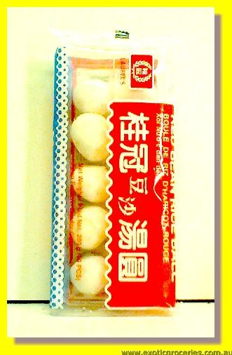 Frozen Red Bean Rice Ball 10pcs