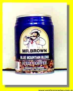 Blue Mountain Blend Iced Coffee