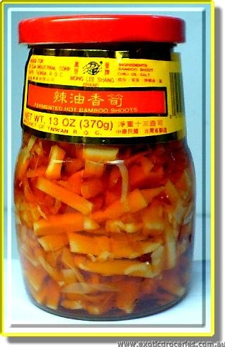 Fermented Hot Bamboo Shoots