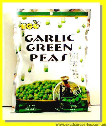 Garlic Green Peas