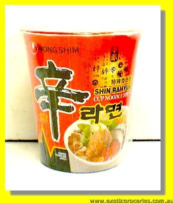 Shin Cup Oriental Style Cup Noodle