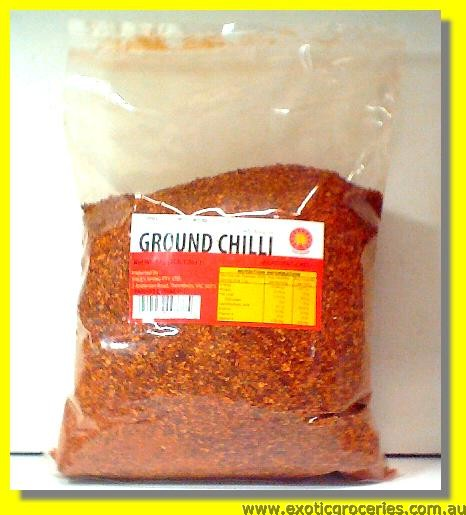 Ground Chilli Crushed
