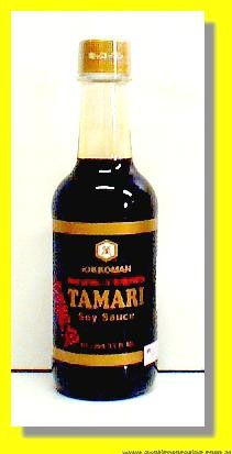 Naturally Brewed Tamari Soy Sauce