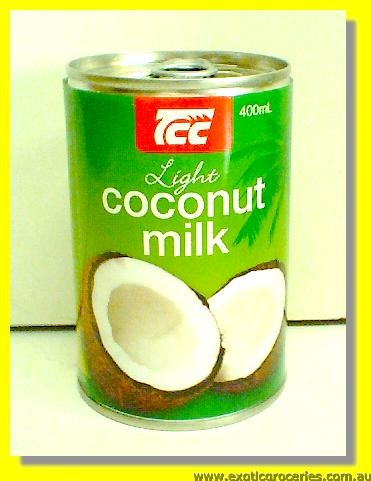 Coconut Milk Lite