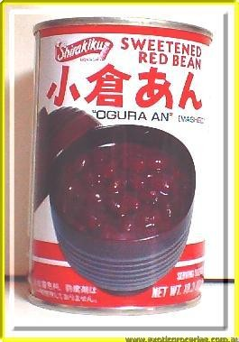 Sweetened Red Bean