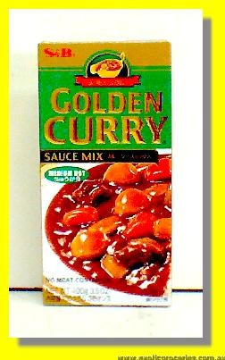Golden Curry (Medium Hot) Sauce Mix