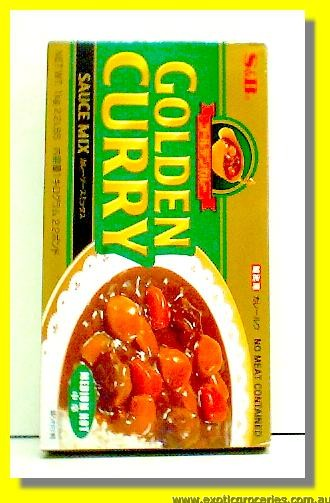 Golden Curry Sauce Mix