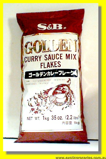 Golden Curry Sauce Mix Flakes