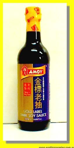 Gold Label Dark Soy Sauce