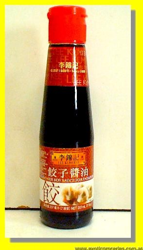 Seasoned Soy Sauce for Dumpling
