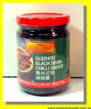 Guizhou Black Bean Chilli Sauce