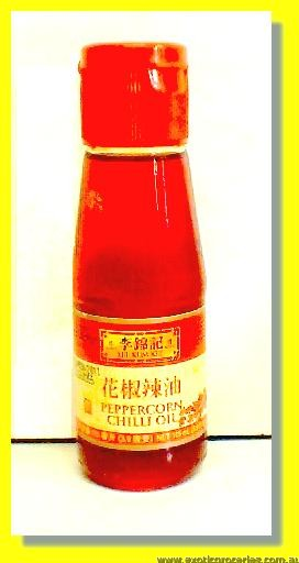 Peppercorn Chilli Oil