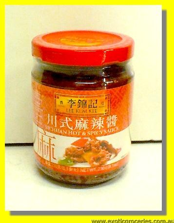 Sichuan Hot & Spicy Sauce