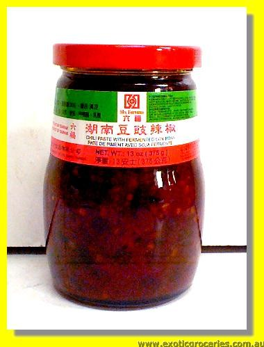 Chili Paste with Fermented Soy Sauce