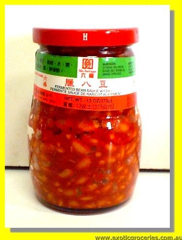 Fermented Bean Sauce with Chili