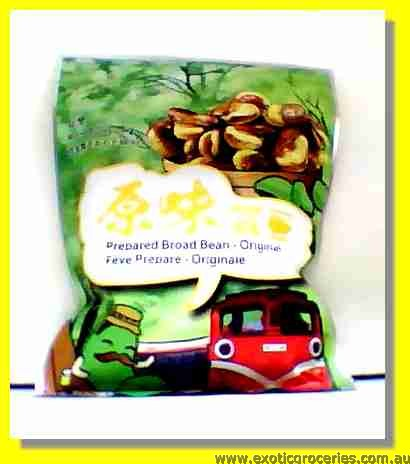 Prepared Broad Bean Original