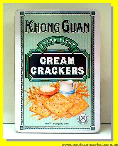 Extra Light Cream Crackers