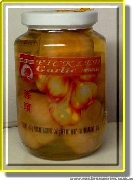 Pickled Garlic (whole)