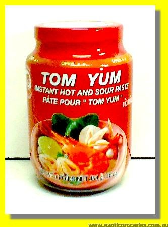 Instant Sour Shrimp Paste(Tom Yum)