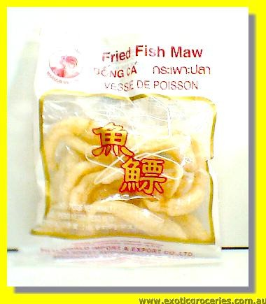 Fried Fish Maw
