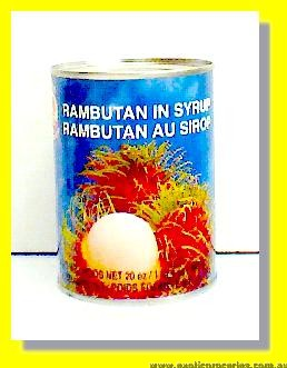 Rambutan In Syrup