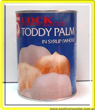 Toddy Palm in syrup (Whole)