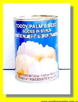 Toddy Palm in Syrup (Slice)