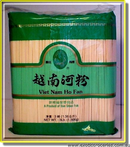 Vietnam Ho Fan Dried Noodle