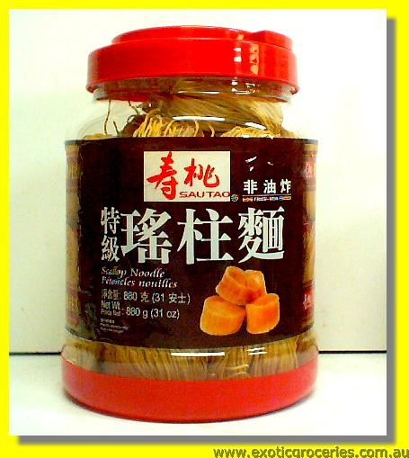 Dried Scallop Noodle