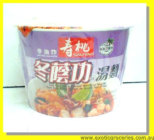 Instant Non Fried Noodle Tom Yum Kung Flavour