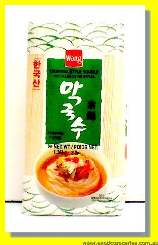 Oriental Style Noodle Somen 13 Serving Green