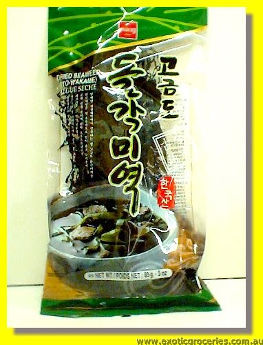 Dried Seaweed (Ito-Wakame) Item# 05751