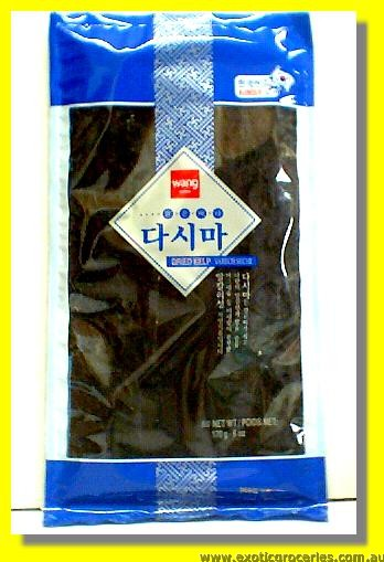 Dried Kelp IN05059 (Konbu)