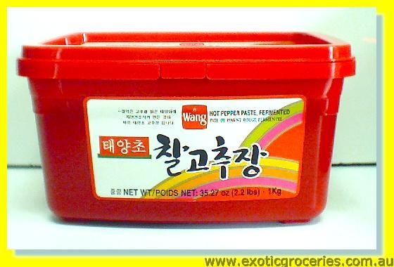 Fermented Hot Pepper Paste