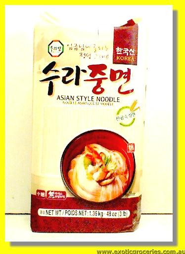 Asian Style Noodle Medium (Red)