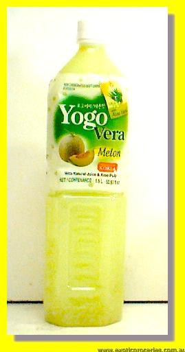 Melon Yogo with Aloe Vera