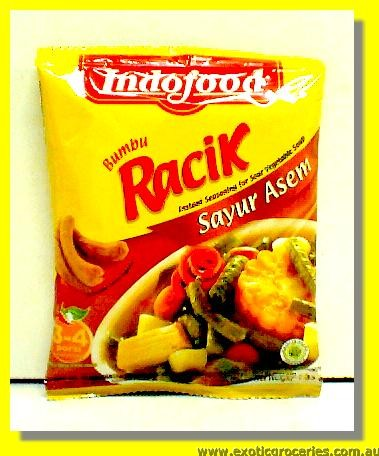 Bumbu Racik Sayur Asem Instant Seasoning for Sour Vegetable Soup