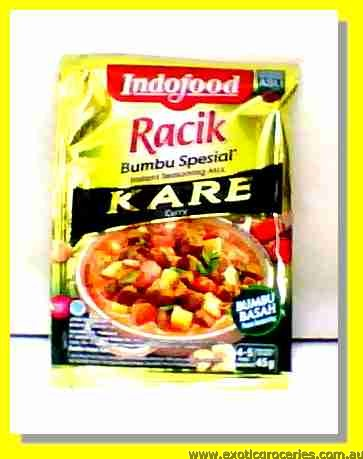 Kare Curry