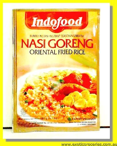 Oriental Fried Rice (Nasi Goreng)