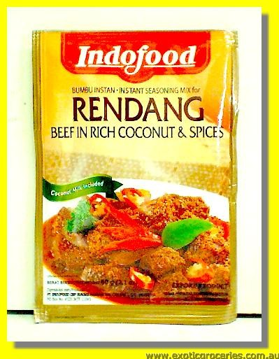 Rendang Beef In Chili & Coconut Seasoning