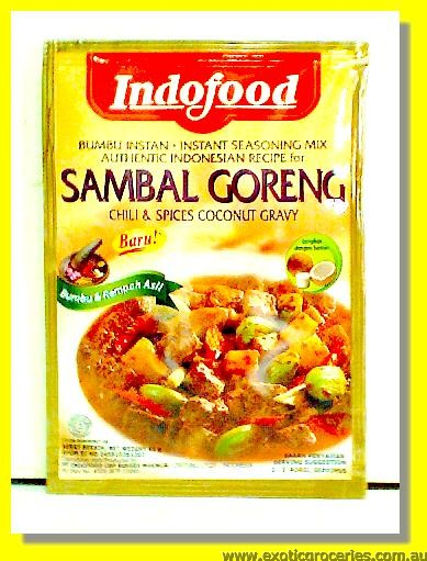 Sambal Goreng Ati Gizzards In Chili & Coconut Gravy