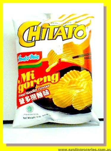 Chitato Mi Goreng Fried Noodle Flavour Potato Chips