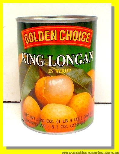 King Longan in Syrup