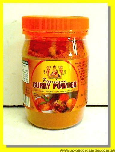 Premium Curry Powder